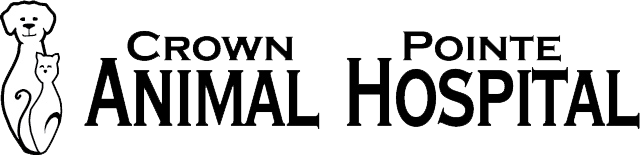 Logo for Crown Pointe Animal Hospital